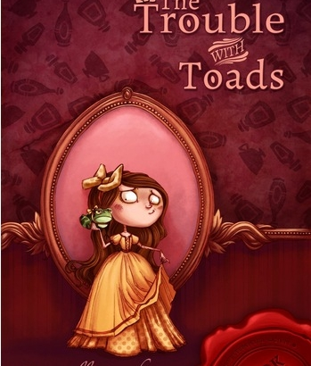 The Trouble withToads cover