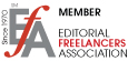 Member Editorial Freelancers Association
